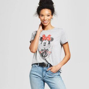 Disney Minnie Mouse Short Sleeve Top